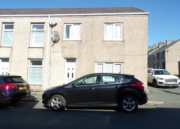 Thumbnail 4 bed end terrace house for sale in Victoria Street, Twthill, Caernarfon
