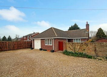 Thumbnail 2 bed detached bungalow for sale in The Street, Stonham Aspal, Stowmarket