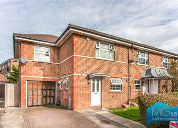 Sandwick Close, Mill Hill, London NW7. 3 bed semi-detached house for sale