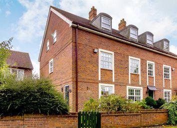Thumbnail 4 bed town house for sale in Thistlewood Grove, Chadwick End, Solihull