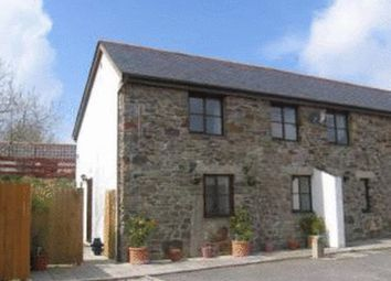 Thumbnail 3 bed barn conversion for sale in Treisaac, Newquay