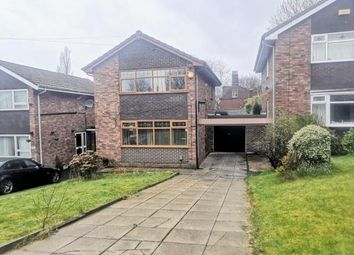 3 bed detached house for sale in Selkirk Avenue, Oldham, Greater Manchester, . OL8