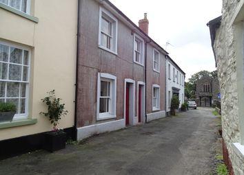 Thumbnail 3 bedroom terraced house for sale in Church Street, Chulmleigh