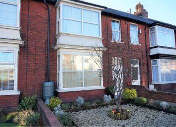 Thumbnail 4 bed terraced house for sale in West Road, Loftus