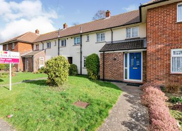 Thumbnail 3 bed terraced house for sale in St. Nicholas Avenue, Gosport