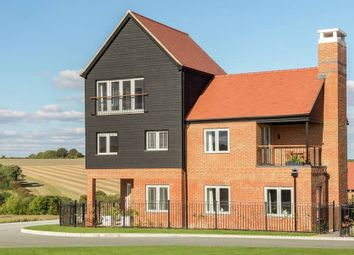 """Thumbnail 4 bed detached house for sale in """"The Collinson"""" at Andover Road North, Winchester"""