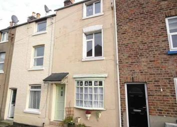 Thumbnail 2 bed terraced house for sale in Rosevale Terrace, Scarborough, North Yorkshire