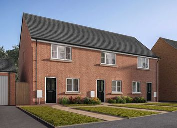 """Thumbnail 2 bed end terrace house for sale in """"The Harcourt"""" at Showground Road, Malton"""