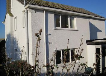 Thumbnail 4 bedroom detached house to rent in The Manse, Bossiney Road, Tintagel