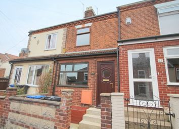 Thumbnail 3 bed terraced house for sale in Beaconsfield Road, Norwich