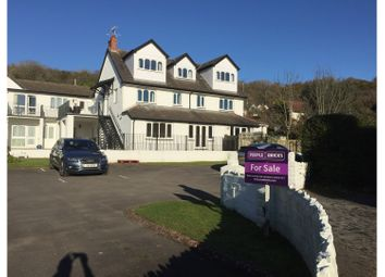Thumbnail 2 bed flat for sale in Horton, Swansea