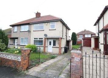 Thumbnail 3 bed semi-detached house for sale in Sandway Gardens, Leeds