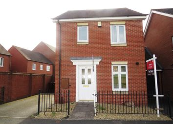 Thumbnail 3 bedroom detached house for sale in Rothesay Gardens, Monmore Grange, Wolverhampton