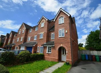 Thumbnail 3 bed town house to rent in New Barns Avenue, Chorlton, Manchester, Greater Manchester
