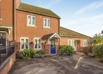 Thumbnail 3 bed terraced house for sale in Woodward Close, Mountsorrel, Loughborough