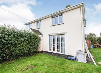 Thumbnail 4 bed detached house for sale in Redruth, Cornwall