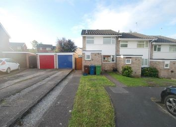 Thumbnail 3 bed property to rent in Fernleigh Gardens, Stafford