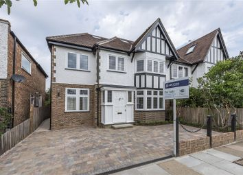 Thumbnail 5 bed semi-detached house for sale in Bonser Road, Twickenham