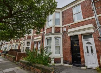 Thumbnail 3 bed flat for sale in Doncaster Road, Sandyford, Newcastle Upon Tyne, Tyne And Wear