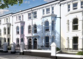 Thumbnail 5 bedroom terraced house for sale in Powderham Crescent, Exeter
