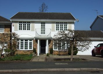 Thumbnail 4 bed detached house to rent in Milstead Close, Tadworth