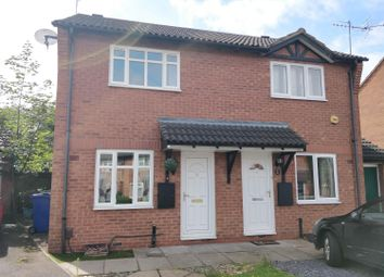 Thumbnail 2 bedroom semi-detached house to rent in Hagley Park Gardens, Rugeley