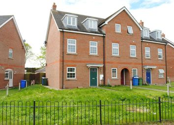 Thumbnail 4 bedroom town house to rent in Kime Mews, Kirton, Boston