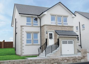 "Thumbnail 4 bedroom detached house for sale in Plot 12 - ""The Islay"" Auchneagh Gardens, Greenock"