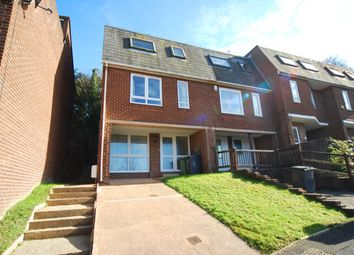 Thumbnail 4 bedroom semi-detached house to rent in Eldertree Gardens, Exeter