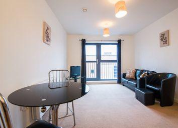 Thumbnail 1 bed flat to rent in Fleet Street, Swindon