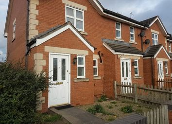 Thumbnail 2 bed end terrace house to rent in Robin Terrace, Barrs Court Road, Hereford
