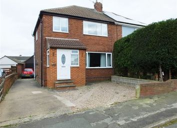 Thumbnail 3 bed semi-detached house for sale in The Meadows, Todwick, Sheffield
