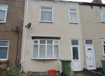 Thumbnail 4 bed terraced house to rent in Hainton Avenue, Grimsby