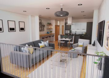 Thumbnail 2 bedroom flat for sale in Mason Street, Manchester