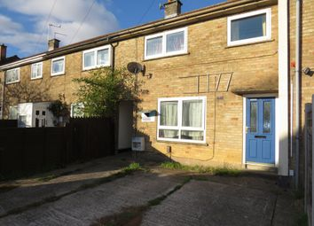 Thumbnail 3 bed terraced house for sale in Sunbury Green, Thurnby Lodge, Leicester
