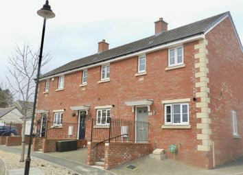 Thumbnail 2 bed end terrace house for sale in Maes Yr Eos, Coity, Bridgend