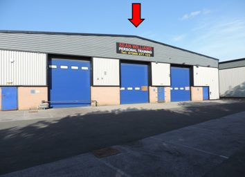 Thumbnail Warehouse to let in Enterprise Way, Liverpool Road, Burnley