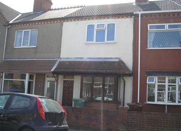 Thumbnail 2 bed terraced house to rent in Columbia Road, Grimsby