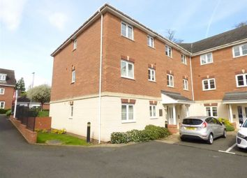 Thumbnail 2 bed flat for sale in The Garthlands, Moss Pitt, Stafford