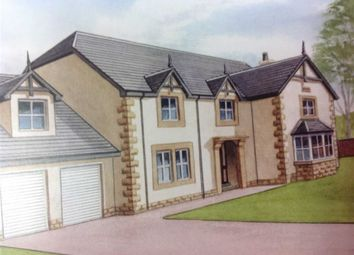 Thumbnail 6 bed detached house for sale in Murthly, Perth