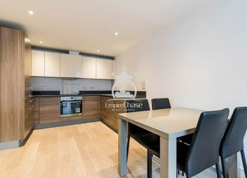 Thumbnail 2 bed flat to rent in Metro Apartments, Central Square, Wembley