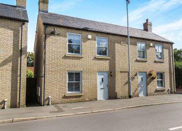 Thumbnail 3 bed semi-detached house for sale in Berkley Street, Eynesbury, St. Neots