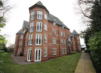 Thumbnail 2 bed flat for sale in Ellesmere House, Ellesmere Park, Manchester