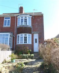 Thumbnail 3 bed semi-detached house for sale in Dorchester Road, Weymouth, Dorset