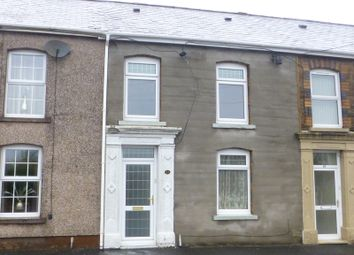 Thumbnail 3 bed terraced house to rent in Tycroes Road, Tycroes, Ammanford, Carmarthenshire.