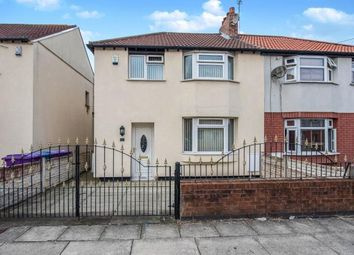 3 bed semi-detached house for sale in Finborough Road, Walton, Liverpool, Merseyside L4