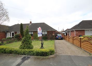 Thumbnail 2 bed semi-detached bungalow for sale in Kendal Way, Wrexham