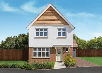 "Thumbnail 3 bed detached house for sale in ""Warwick"" at Crown Quay Lane, Sittingbourne"