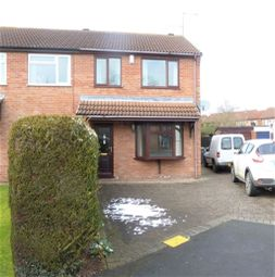 Thumbnail 3 bed property to rent in Ambleside Close, Sleaford, Lincolnshire