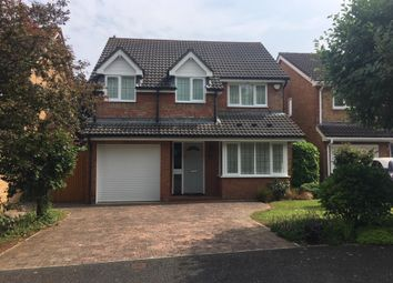 Thumbnail 4 bed property to rent in Pearman Drive, Andover